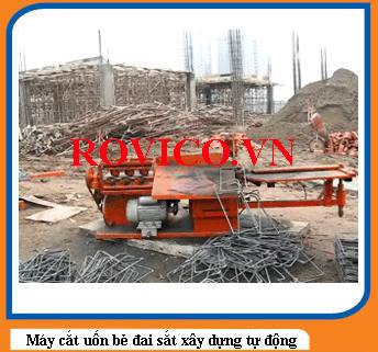Máy bẻ đai sắt xây dựng, giá rẻ, giá sỉ