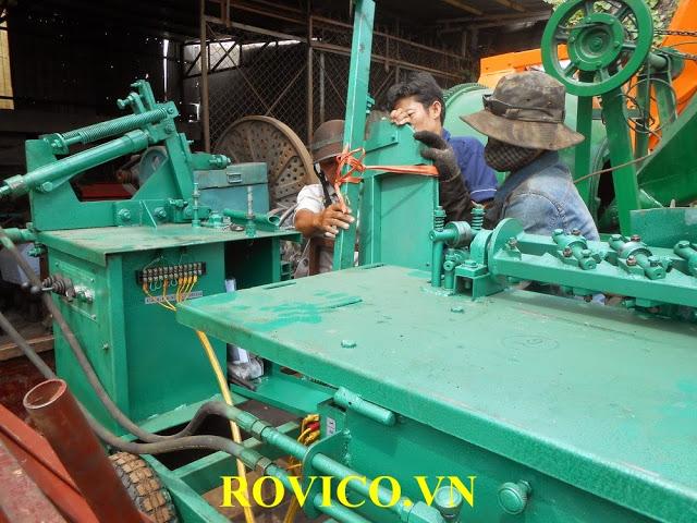 Máy & thiết bị xây dựng rồng việt bán máy bẻ đai sắt thép, giá sỉ, giá rẻ