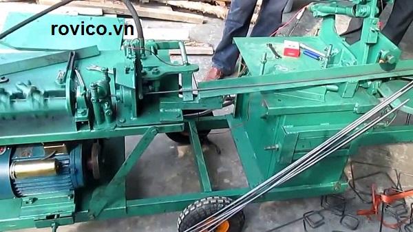 Giới thiệu máy uốn đai thép tự động rồng việt