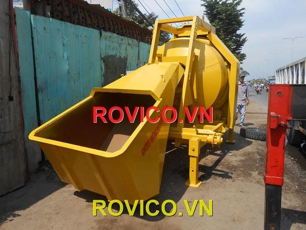 Bán máy trộn bê tông HD750lít