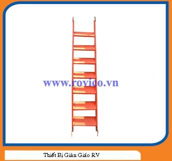 Nhập khẩu, sản xuất thang leo giàn giáo từ Máy & thiết bị xây dựng Rồng Việt
